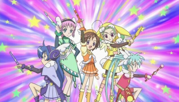 Sasami: Magical Girls Club anime Crunchyroll
