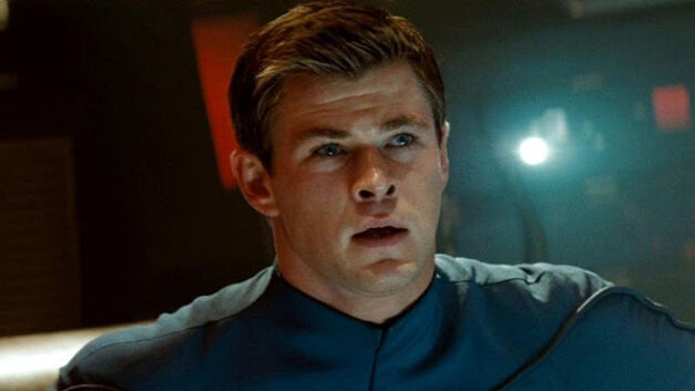 George Kirk in Star Trek (2009)