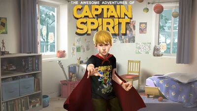 'Life Is Strange' Spin-Off 'Captain Spirit' Made Us Feel Like A Kid Again