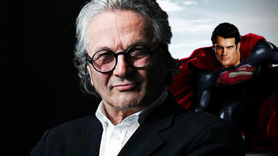 Is George Miller Producing 'Justice League'?