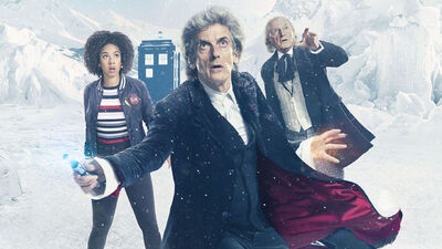 New 'Doctor Who' Christmas Special Trailer Showcases Doctor Rivalry
