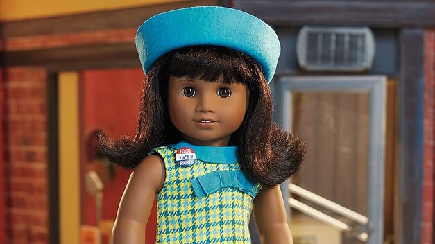 american girl-melody doll