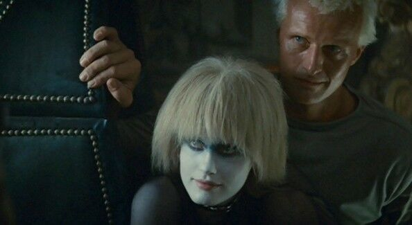 Roy Batty and Pris - Blade Runner