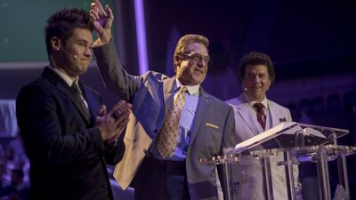 Just How Righteous are 'The Righteous Gemstones'?