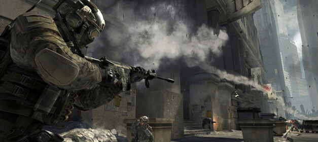 Call of Duty Timeline: Call of Duty: Modern Warfare 3.