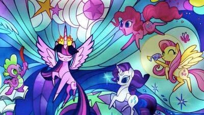 'My Little Pony: The Movie': Watch the Never-Before-Seen Prologue!