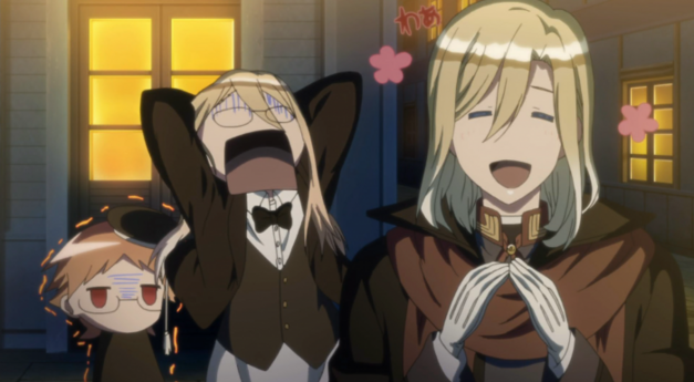 Anime to Get You Ready for the Royal Wedding The Royal Tutor