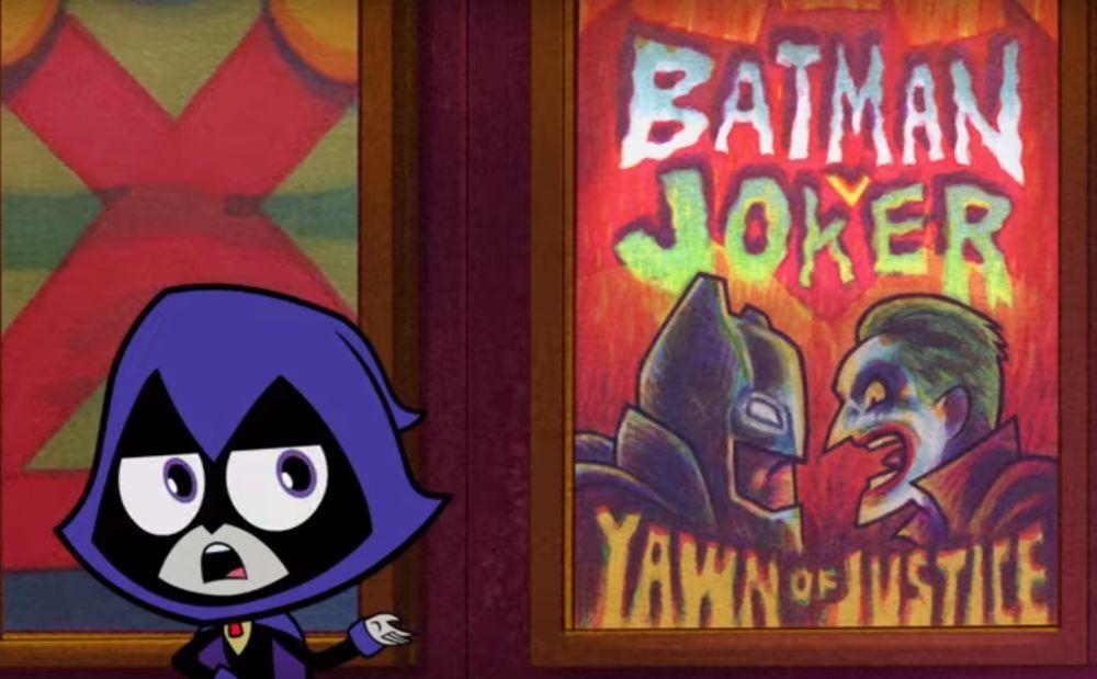 Batman V Joker: Yawn of Justice