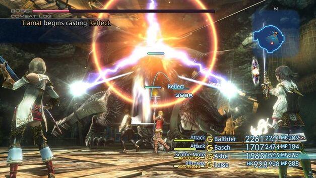Final Fantasy XII Spell