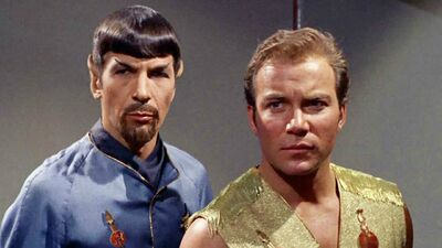 A History of the Star Trek Mirror Universe