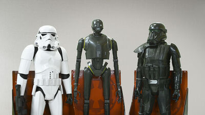 'Rogue One' Big-Figs Unboxed