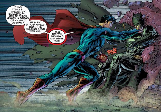 Batman Superman Justice League 2