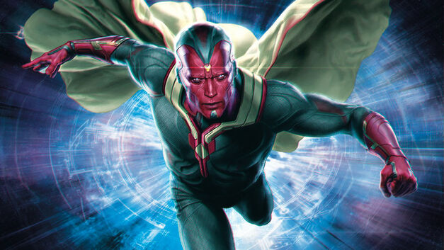 Vision from The Avengers