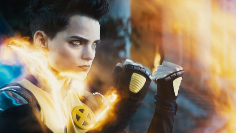 Image result for negasonic teenage warhead deadpool 2