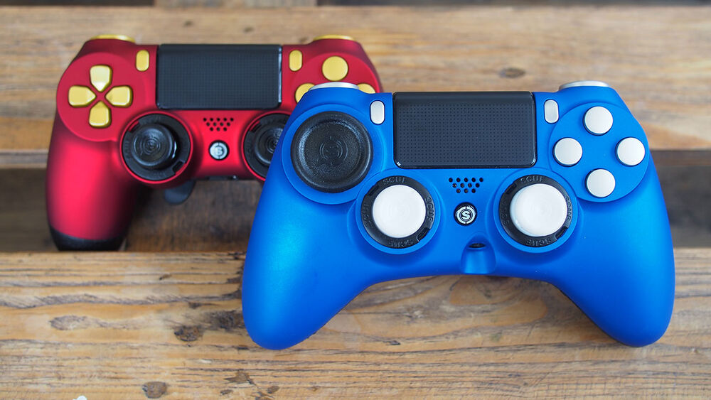 1d9aabcaf35 Are These the Best Pro PS4 Controllers You Can Buy? Probably | FANDOM