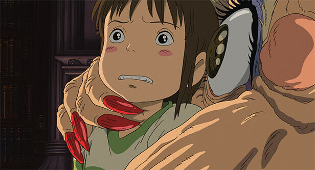 Parental Guidance Suggested Spirited Away Fandom