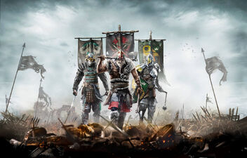 'For Honor' Heroes, Factions, and More