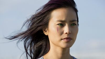 'The Gifted' Star Jamie Chung Teases a Complicated 'Love Thing' For Mutant Blink