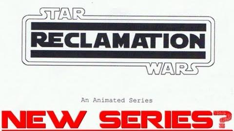 NEW STAR WARS ANIMATED SERIES REVEALED!?