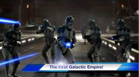 Imperial News LIVE The First Galactic Empire!