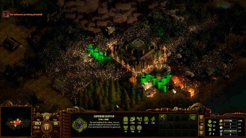 They Are Billions final wave defeat