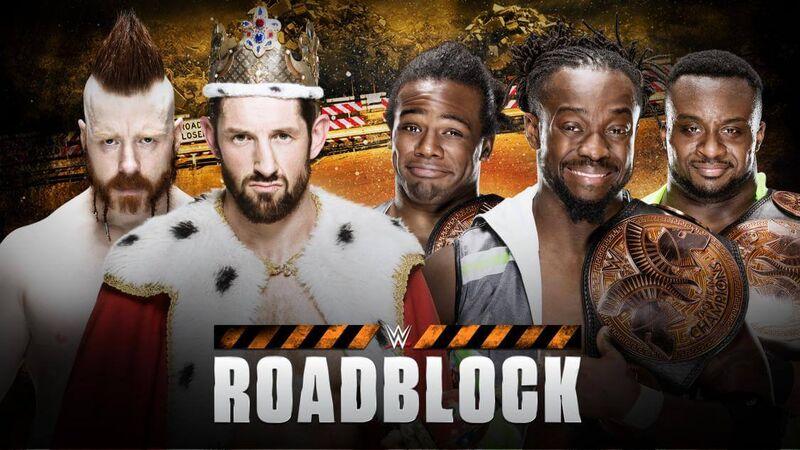 WWE-Roadblock-New-Day-League