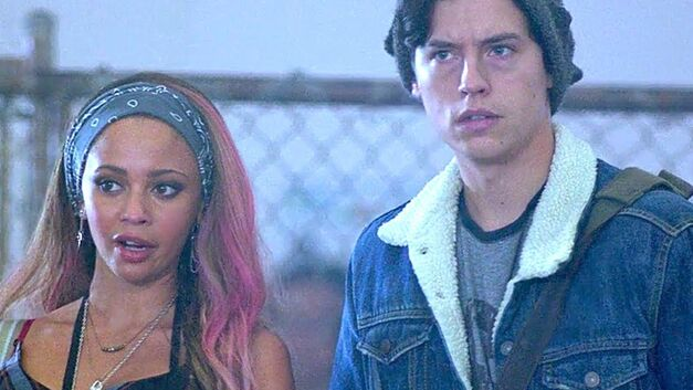 Riverdale Toni and Jughead Southside High