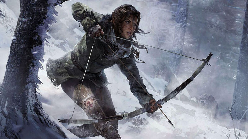 Rise Of The Tomb Raider 20 Year Celebration New Content