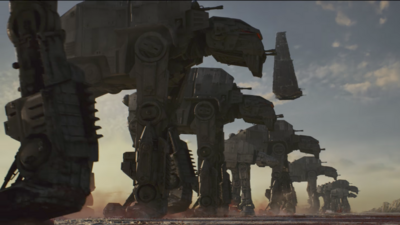 You Won't Believe These Massive 'Star Wars' Machines and Their IRL Counterparts