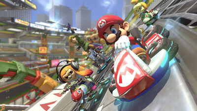 'Mario Kart 8 Deluxe' Review - Just What the Switch Needed