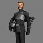 Agent Kallus Of The Imperial Security Bureau