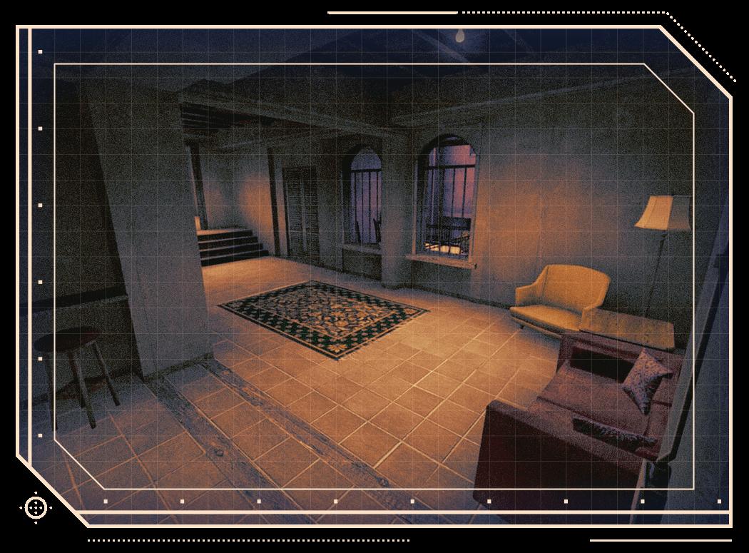 Mirage B apartment CSGO living room