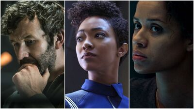What 'Star Trek: Discovery' and 'Cloverfield Paradox' Have In Common
