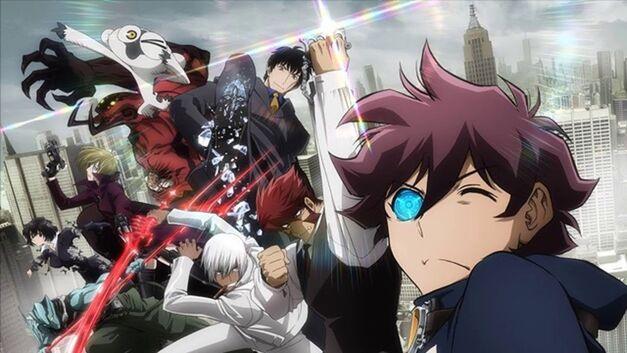 Blood Blockade Battlefront and Beyond shonen anime
