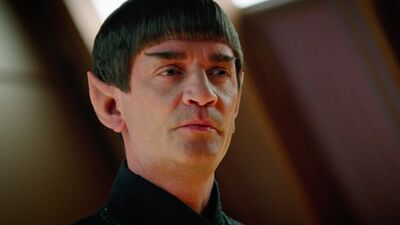 'Star Trek: Discovery' Finally Mentioned Spock and the Enterprise
