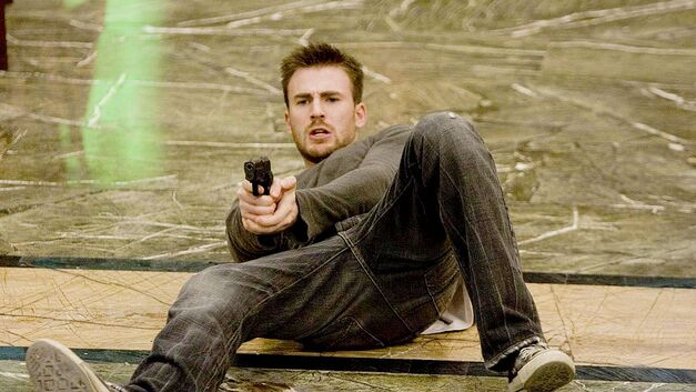 push chris evans