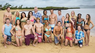 'Survivor: Millennials vs. Gen X': Meet the New Cast