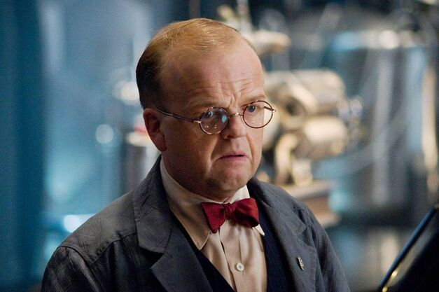 Toby Jones in Captain America: The First Avenger