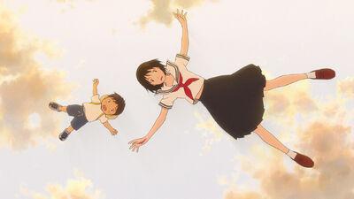 'Mirai' is Much More Than Anime 'Christmas Carol'