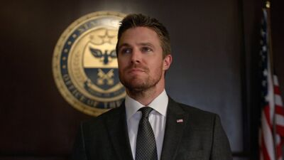 How 'Arrow' Handled Gun Control and Why Oliver Queen Is the Mayor We Need