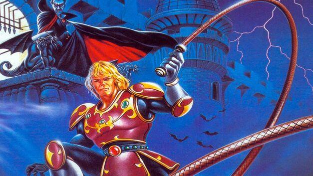 Castlevania 30th Anniversary Castlevania II