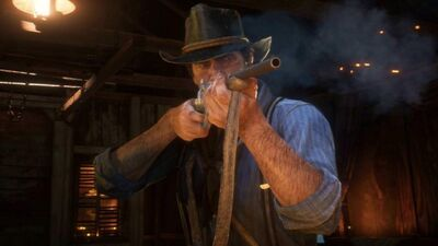 New 'Red Dead Redemption 2' Gameplay Shows Life in the Wild West