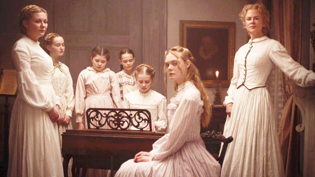 the beguiled review cast