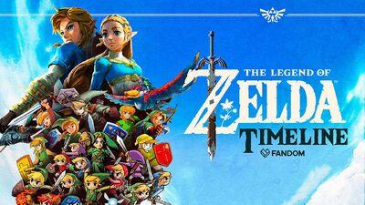 Making Sense of Zelda's Overly Complicated Timeline