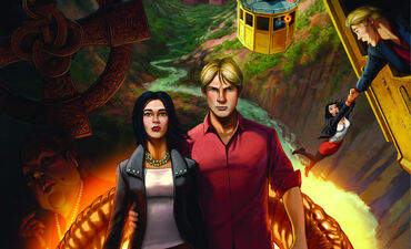Charles Cecil Talks 'Broken Sword' and Why Adventure Games Will Never Die