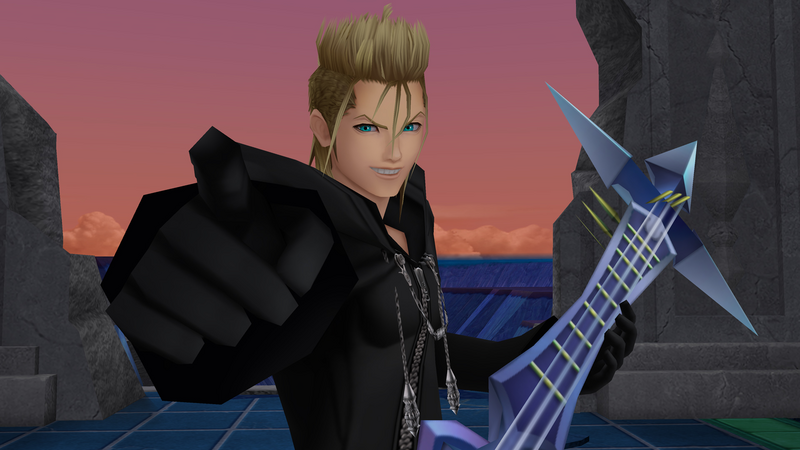 The Melodious Nocturne Demyx