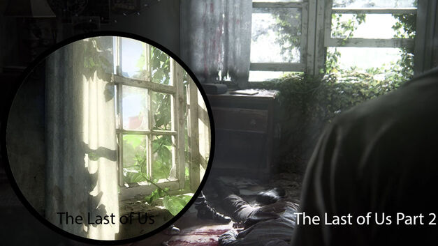 The Last of Us vs The Last of Us 2