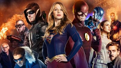 Arrowverse Character Perishes in 4-Night Crossover Event