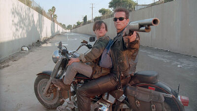 The Real Reason Two Arnolds Fighting in 'Terminator 2' Was Rejected