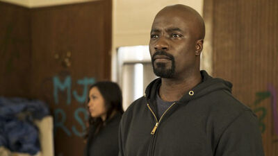 Luke Cage Star Mike Colter Wanted to Be Superman